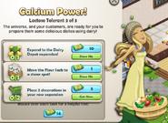 Calcium Power!