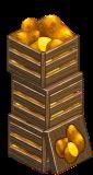 Harvestable-Irish Potato Crate 3