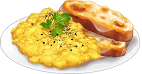 FileRecipe Scrambled Eggs With Toast