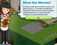 More the Merrier!