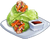 Recipe-Chicken Lettuce Wrap