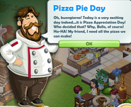 Pizza Pie Day