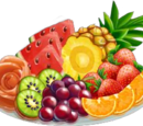 Fruit Frenzy Platter