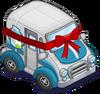Harvestable-Milk Truck wrapped