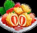 Strawberry Cheese Dumplings