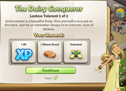 The Dairy Conquerer
