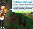 Salad Gone Wild!