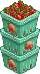 Harvestable-Strawberry Crate 3