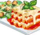 Creamy Cheese Lasagna