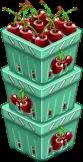 Harvestable-Black Cherry Crate 3