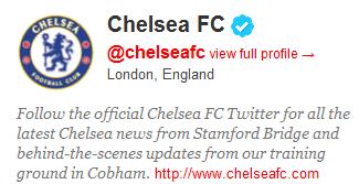 ChelseaTwitter