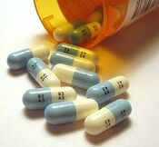 Fluoxetine pills