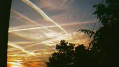 Chemtrails time-lapse 18-06-2006