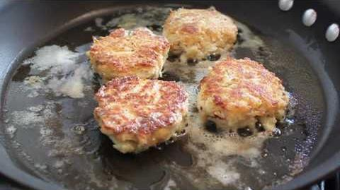 Crab Cakes Recipe - How to Make Crab Cakes