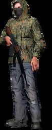 Napa-soldier