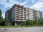 Chernobyl pripyat apartment building