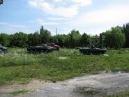 Chernobyl liquidators vehicles 1