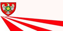 "Флаг движения ""молот белого орла"""