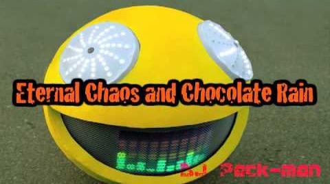 DJ Pack-man - Caos Eterno y La Lluvia de Chocolate