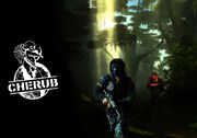 La Jungle Cherub par Sashi0