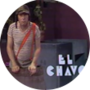 Chaves 1975 button