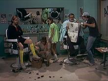 1976 Confusão no Cabeleireiro