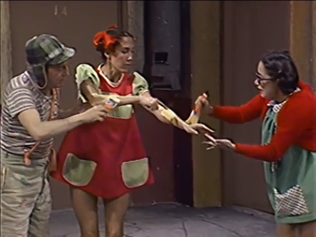 A Fórmula Da Invisibilidade Wiki Chaves Fandom Powered