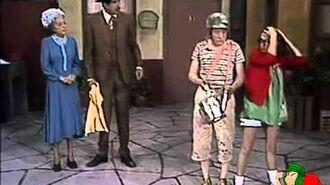Chaves - Um banho para o Chaves (1979)