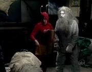 O Abominavel Homem das Neves