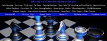 Master Chess Openings Web