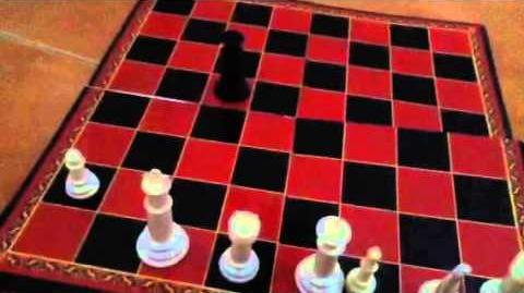 Chess Special Moves Castling