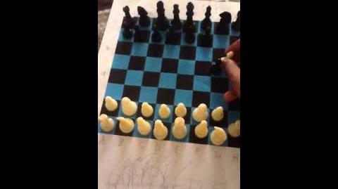 Chess Moves and Pieces Pawn