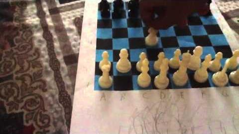Chess Pieces and Moves Knight