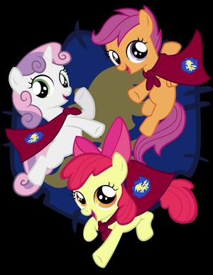 316015 UNOPT safe scootaloo apple-bloom sweetie-belle cutie-mark-crusaders 51848723a4c72dbbe80000d5