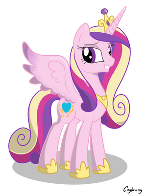 313361 UNOPT safe princess-cadance smile