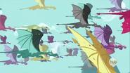 Dragons flying S2E21