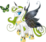 251426 safe oc vector alicorn+oc butterfly butterfly+wings artist-colon-turbo740