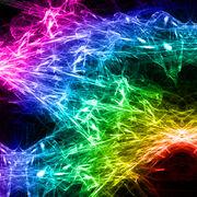 Z Fire Rainbow by Stewart Pressney