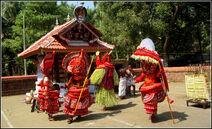 'Theyyam 1-IMG 7746-001 by Joseph Lazer