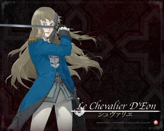 Le chevalier deon 286 1280