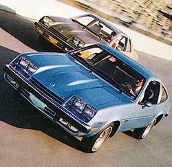 1979 Chevrolet Monza Coupe 2+2 Hatchback Wagon Auto Line Sales Brochure