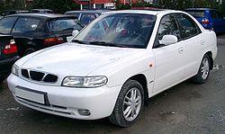250px-Daewoo Nubira front 20081007