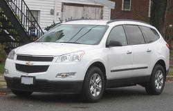 250px-Chevrolet Traverse LS 1 -- 11-13-2009