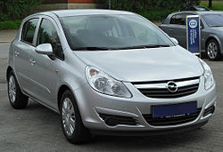 250px-Opel Corsa D 1 2 Twinport Edition front 20100602