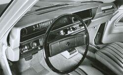 1971 chevrolet vega 2300 interior photo