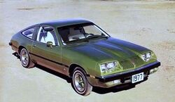 1977 Olds Starfire SX