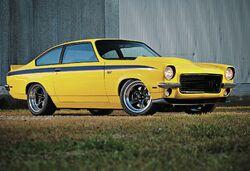 1971 vega - hot rod 2013