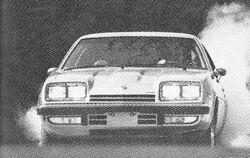 Motor Trend June 1975 Monza 2+2 350