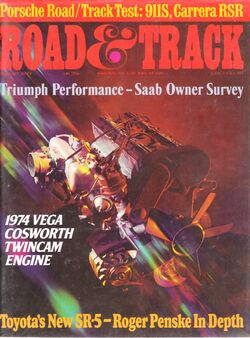 Road & Track Aug 1973