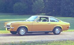 71 Chevy Vega Hatchback